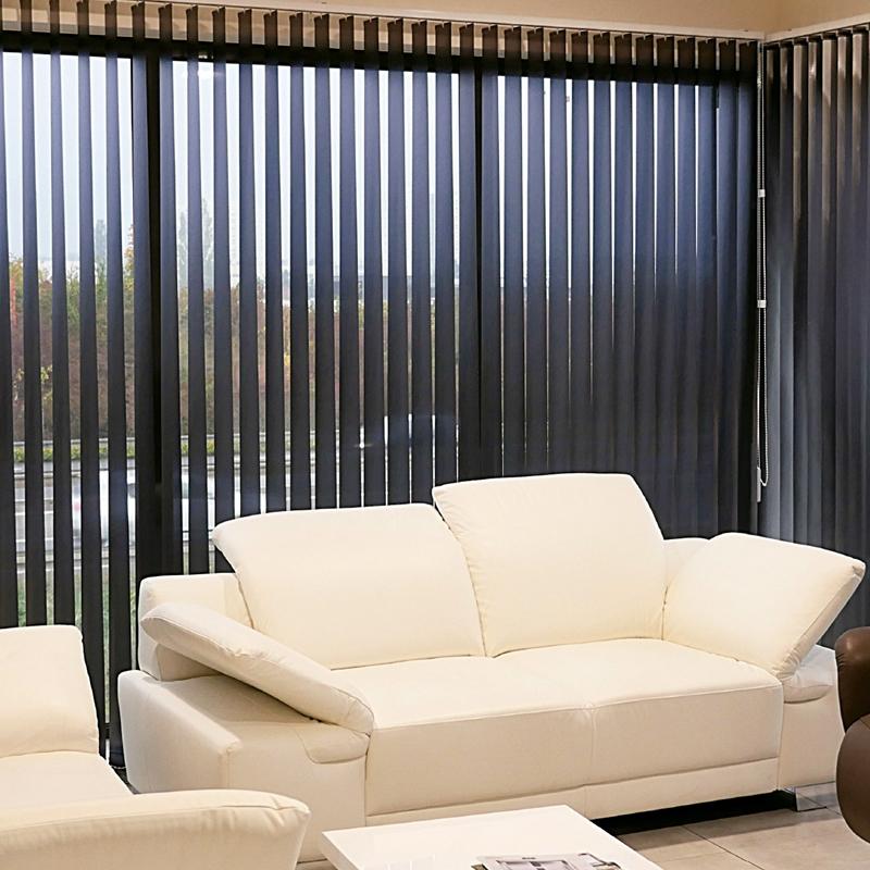 Cortina vertical screen panam 5 127mm retalin for Cortina screen