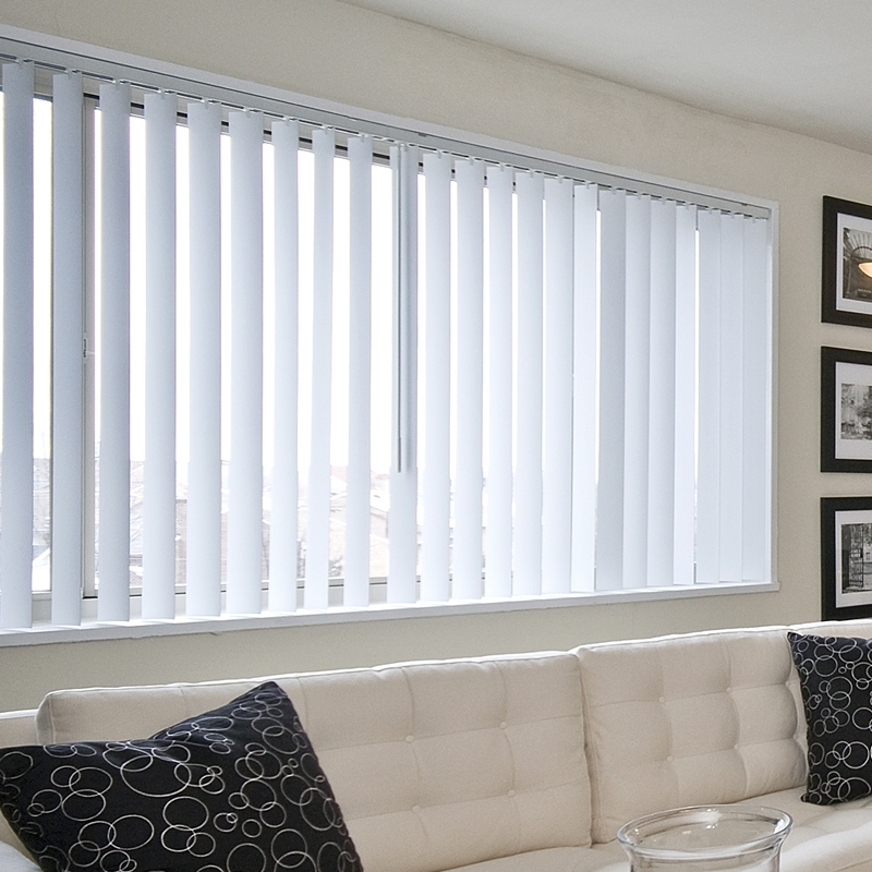 Cortina vertical screen panam 10 90mm retalin - Cortinas lamas verticales ...