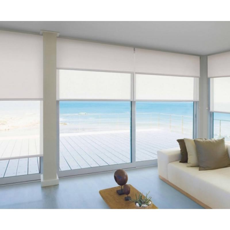 Estor screen 4000p 1 retalin cortinas y tejidos - Soporte para estores ...