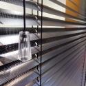 Veneciana de aluminio microperforado 25mm
